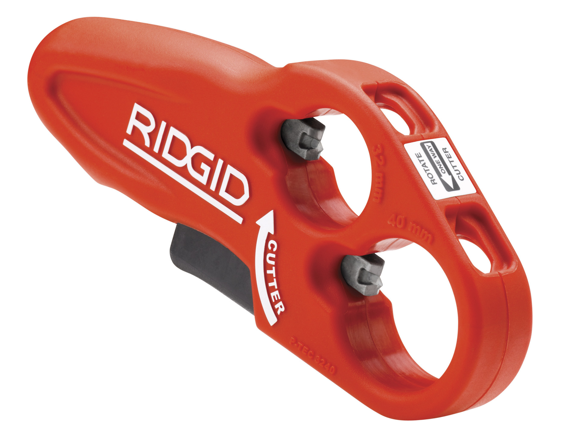 Труборез Ridgid P-tec 3240 37463 труборез ridgid 101 40617
