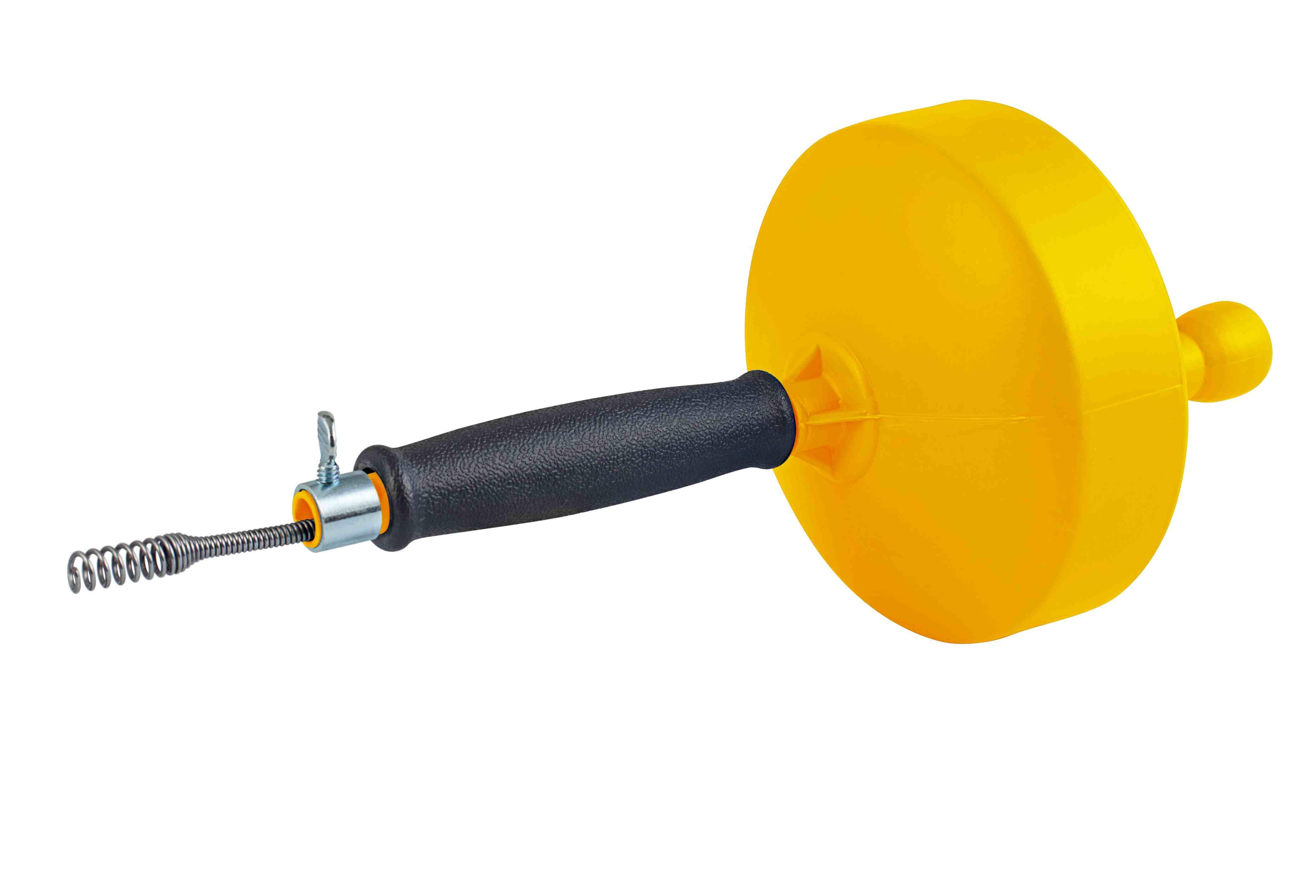 Трос для прочистки ДОМОЧИСТ ВП6-3 трос для прочистки gerat 10мм 7 5м