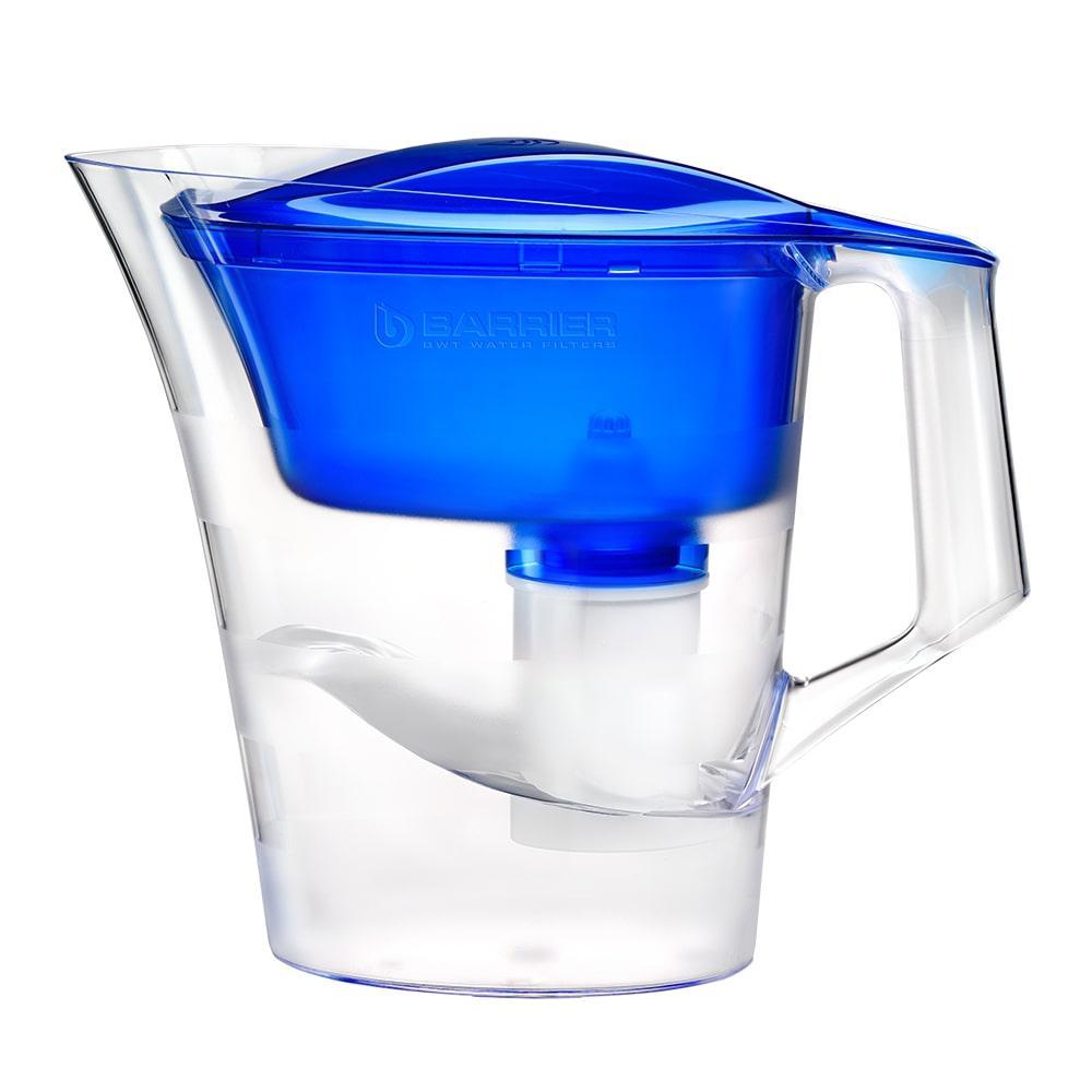 Фильтр для очистки воды БАРЬЕР Твист синий сапфир