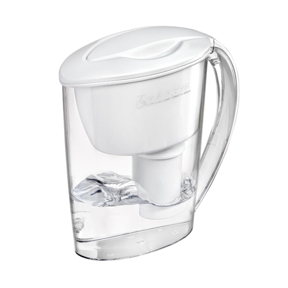 Фильтр для очистки воды БАРЬЕР Экстра белый фильтр для воды барьер классик белый