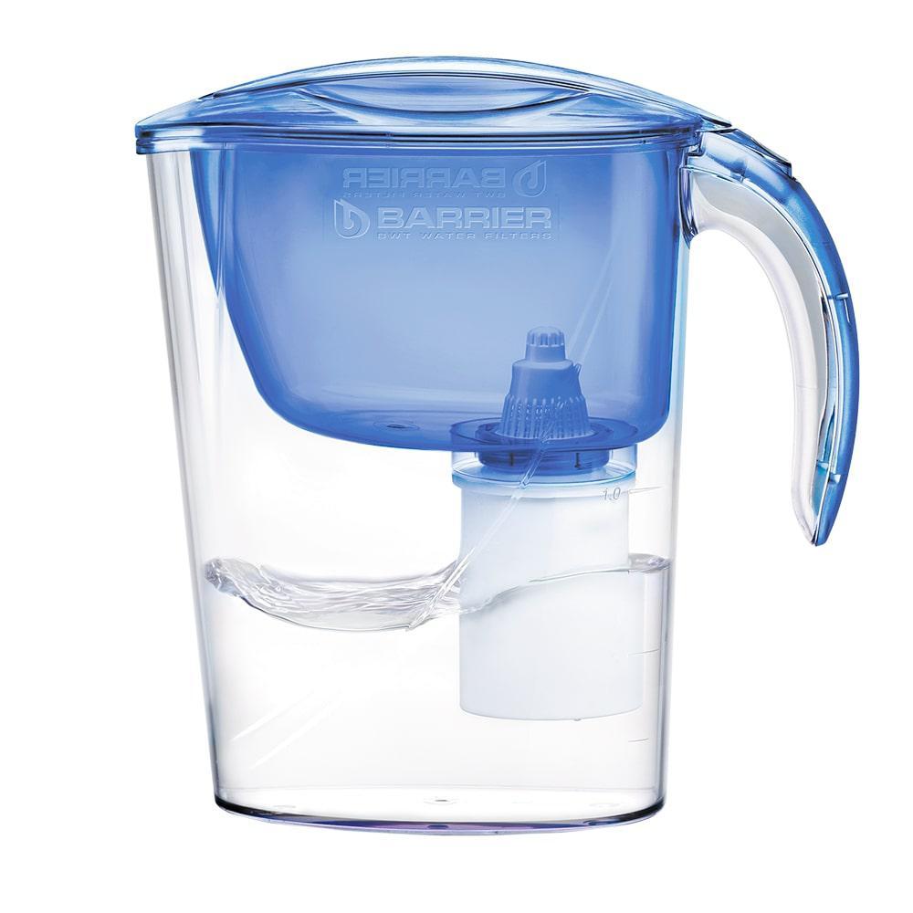Фильтр для воды БАРЬЕР Эко аквамарин