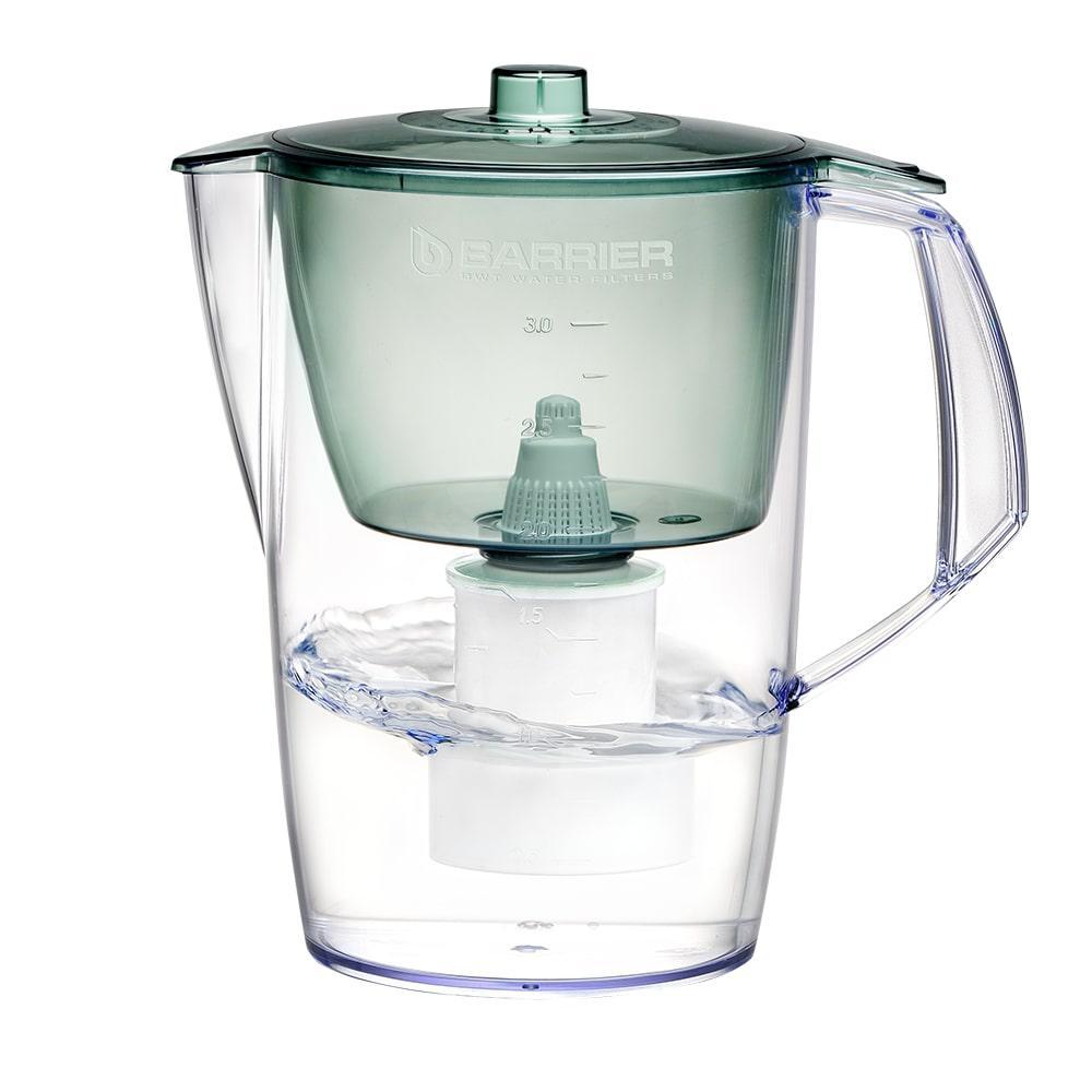 Фильтр для очистки воды БАРЬЕР Норма малахит