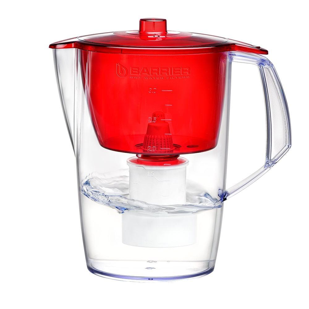 Фильтр для очистки воды БАРЬЕР Норма рубин