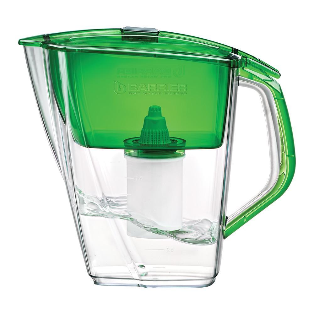 Фильтр для воды БАРЬЕР Гранд НЕО нефрит фильтр для воды барьер гранд малахит