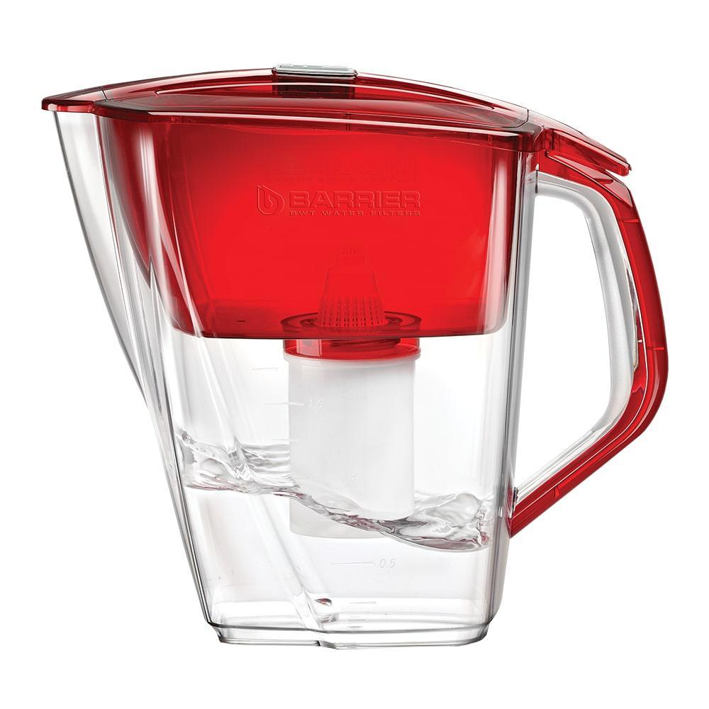 Фильтр для воды БАРЬЕР Гранд НЕО рубин фильтр для воды барьер гранд малахит