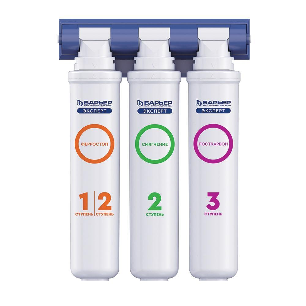 Фильтр для очистки воды БАРЬЕР Expert complex все цены