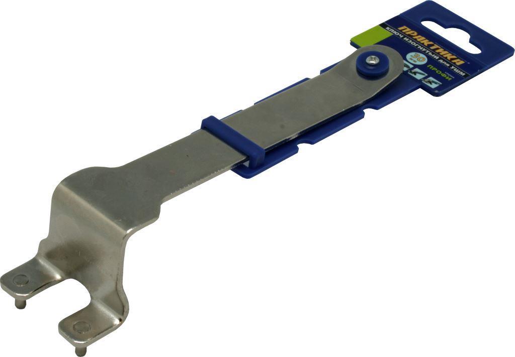Ключ для УШМ ПРАКТИКА 777-048 для УШМ, 30мм, изогнутый