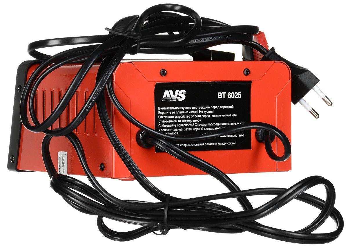 Зарядное устройство Avs Energy bt-6025 от 220 Вольт