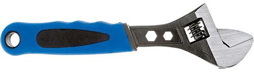 Ключ гаечный разводной Unipro 16079u (0 - 30 мм) разводной ключ unipro 300 мм 16080u