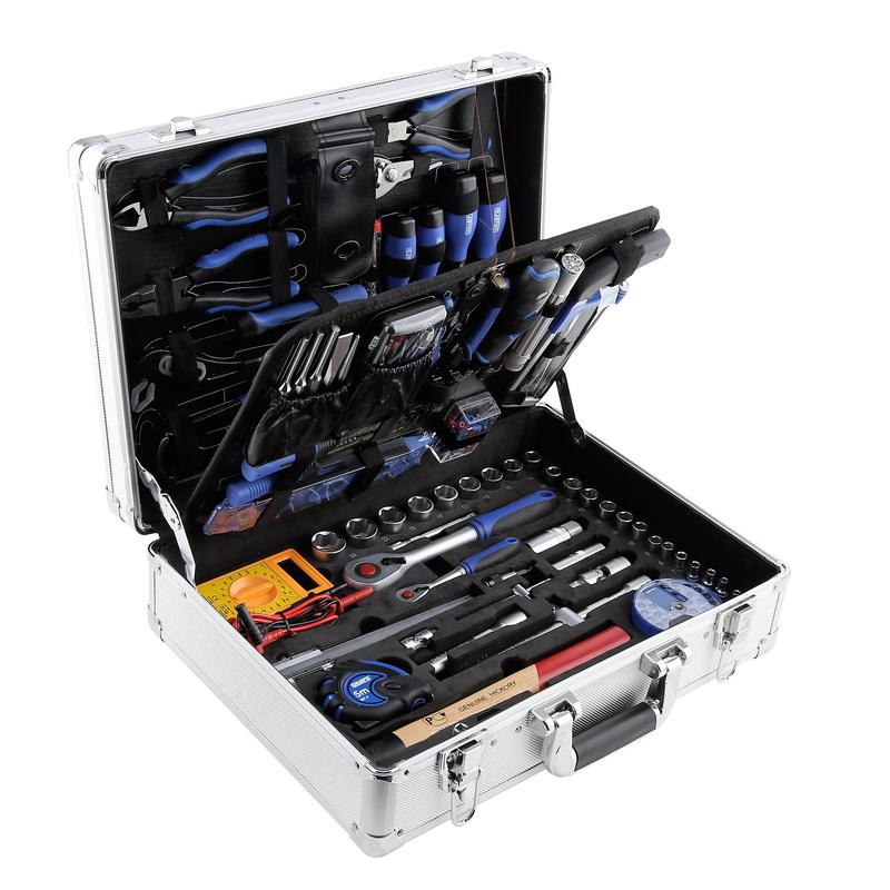 цена на Набор инструментов в чемодане, 88 предметов Unipro U-145