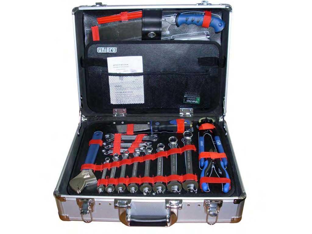 Набор инструментов для дома, 133 предмета Unipro U-700 набор инструментов в сумке на молнии 17 предметов unipro u 780