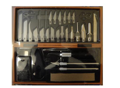 Нож строительный UNIPRO U-790 для точных работ 35 шт