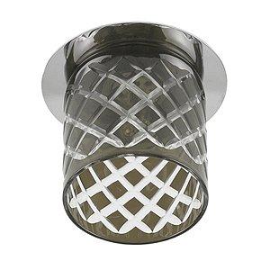 Светильник встраиваемый ЭРА Dk54 ch/tea