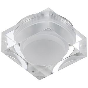 Светильник встраиваемый ЭРА Dk d2 светильник потолочный эра dk d2