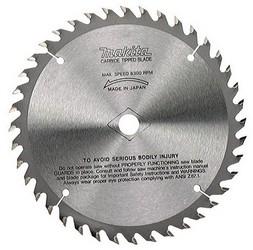 Диск пильный твердосплавный Makita Ф260х30мм 40зуб. (b-29234 standart) диск makita standart b 29234 пильный по дереву 260x2 3x30mm 40 зубьев