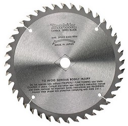 Диск пильный твердосплавный Makita B-29393 диск пильный по дереву 190х30 мм 24т makita b 29206