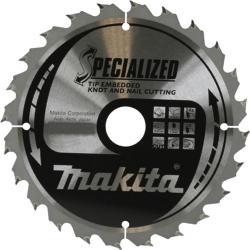 Диск пильный твердосплавный Makita B-31289 диск пильный по дереву 190х30 мм 24т makita b 29206