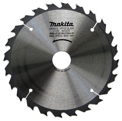 Диск пильный твердосплавный Makita B-31566 standart makita b 14423 диск шлиф 230x6x22 23mm