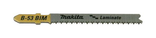 Пилки для лобзика Makita B-10970 b-53 super express пилки для лобзика по металлу для прямых пропилов bosch t118a 1 3 мм 5 шт