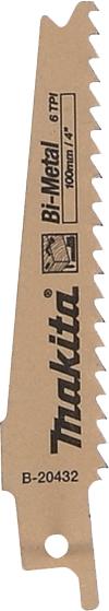 Купить Полотно для сабельной пилы Makita B-20432
