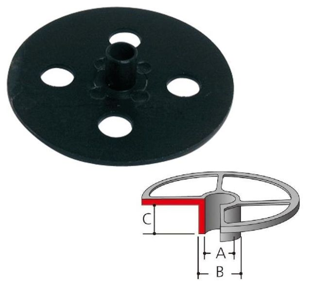 Направляющая втулка Makita 165365-8 ремкомплект makita для hr4500c 193407 8