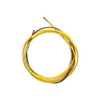 Канал направляющий СВАРОГ желтый 4.5м ролик направляющий для шланга в красноярске