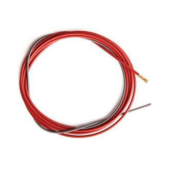 Канал направляющий СВАРОГ красный 5.5м ролик направляющий для шланга в красноярске