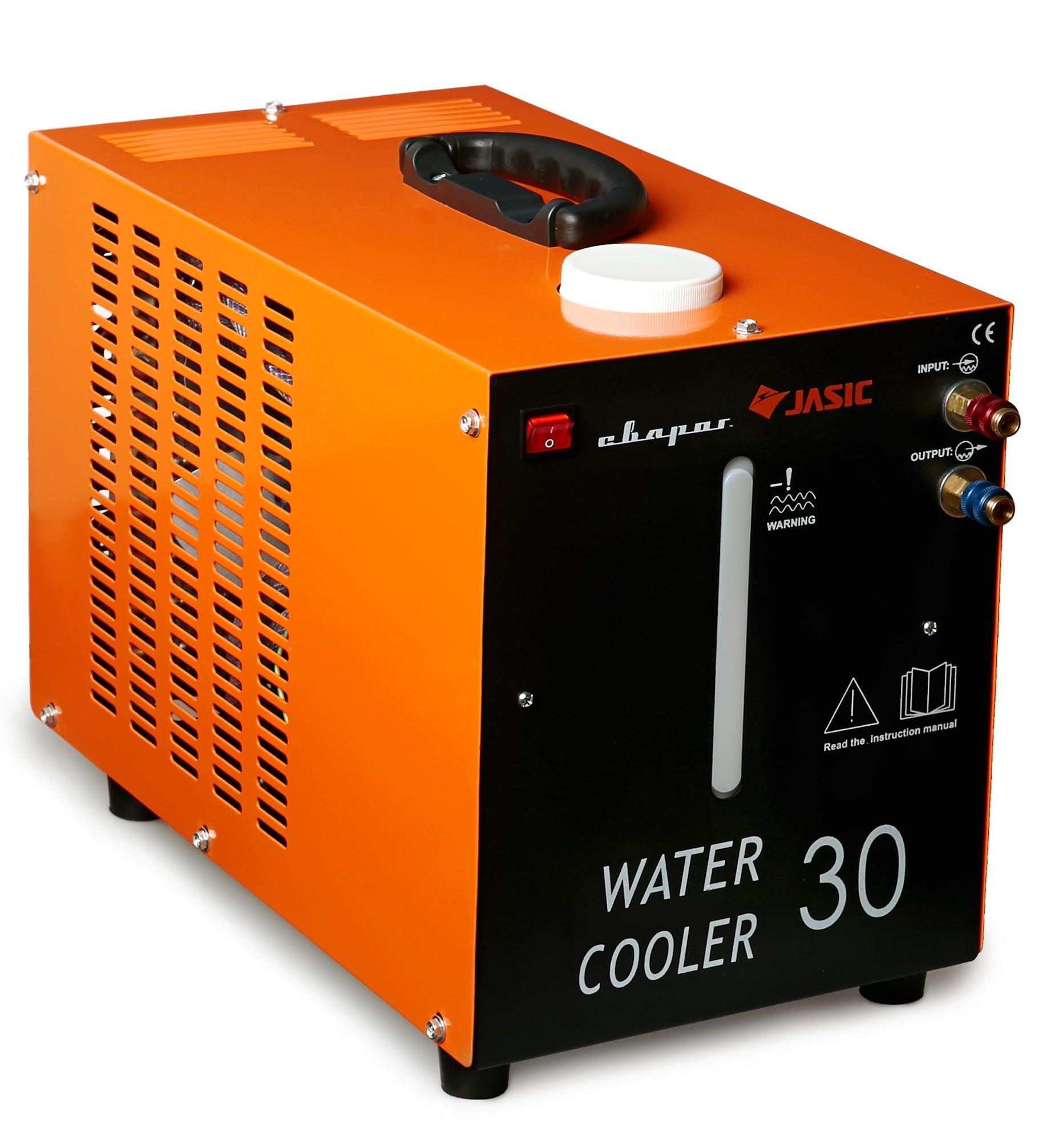 Блок водяного охлаждения СВАРОГ Water cooler 30 40 80 12мм алюминий водяного охлаждения радиатора блок жидкостного охлаждения для центрального процессора gpu