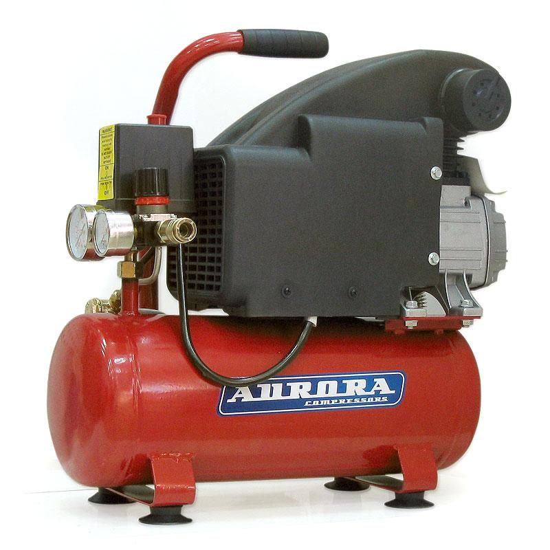 Компрессор поршневой Aurora Breeze-8 воздушный компрессор aurora storm 100