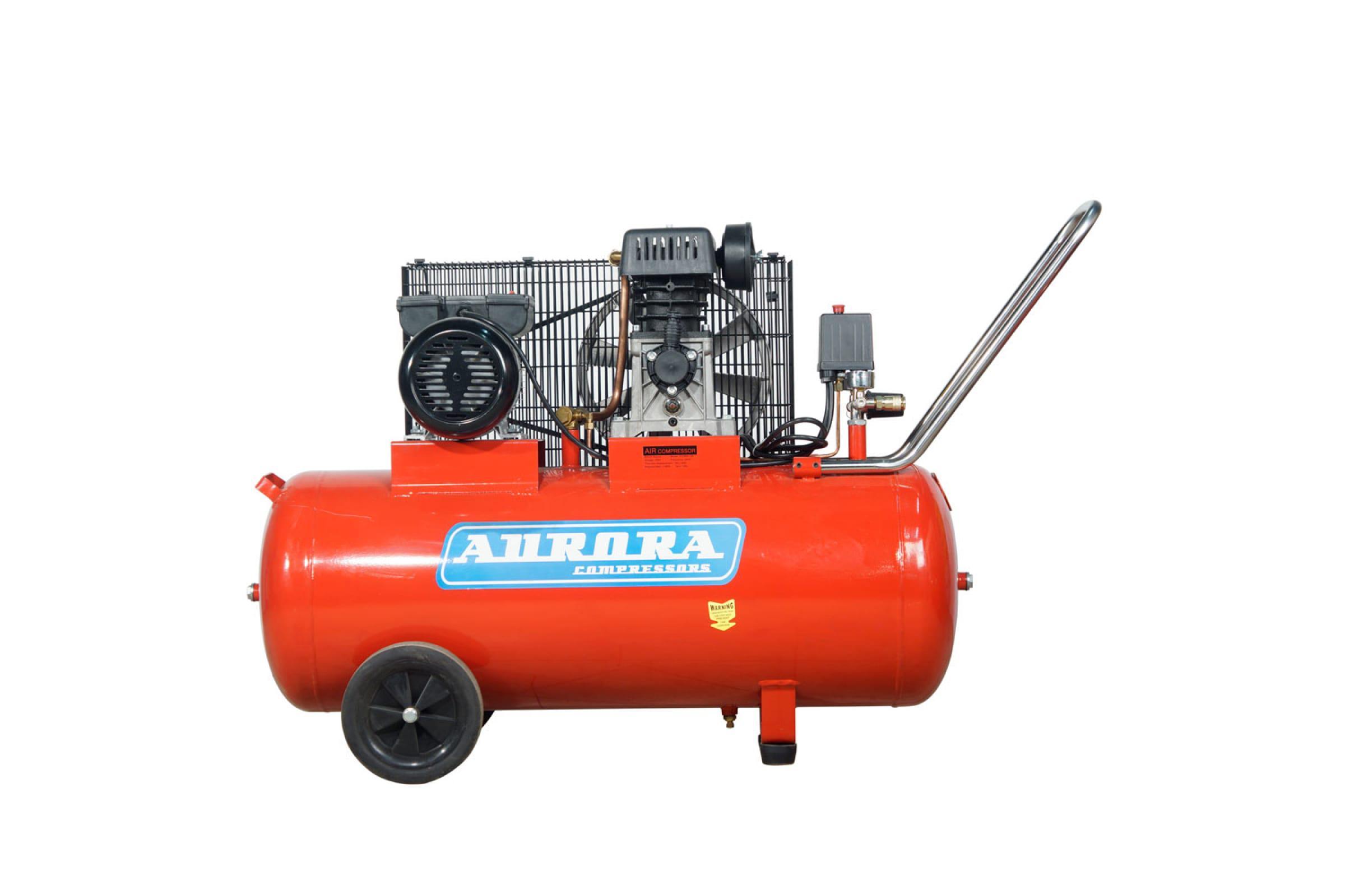 Компрессор поршневой Aurora Storm-100 воздушный компрессор aurora storm 100
