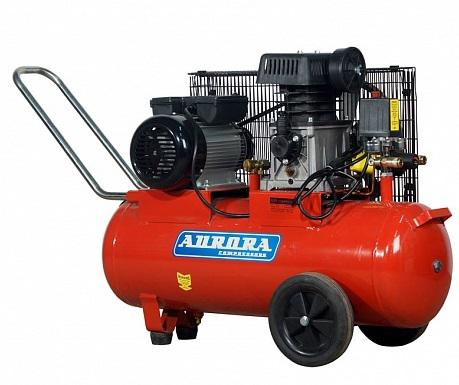 Компрессор поршневой Aurora Storm-50 воздушный компрессор aurora storm 100