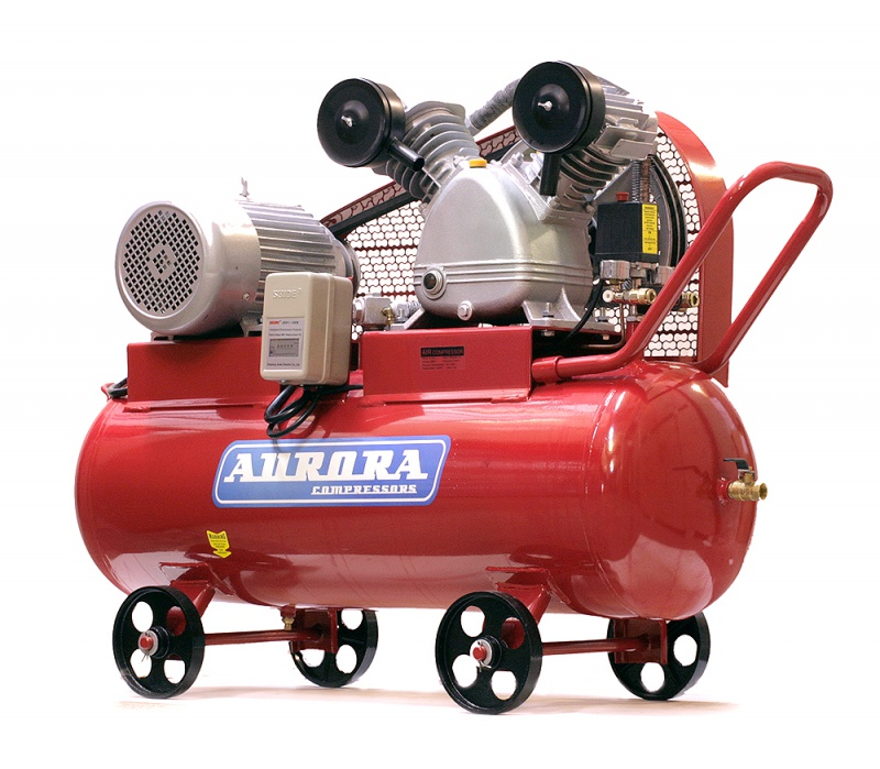 Компрессор поршневой Aurora Tornado-110 воздушный компрессор aurora tornado 110