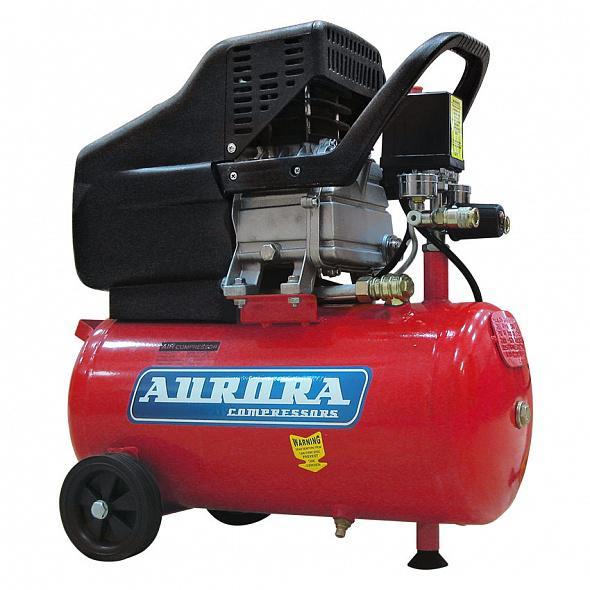 Компрессор поршневой Aurora Wind-25 воздушный компрессор aurora wind 25