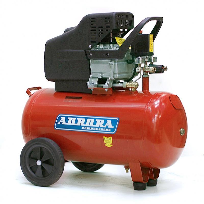 Компрессор поршневой Aurora Wind-50 воздушный компрессор aurora storm 100