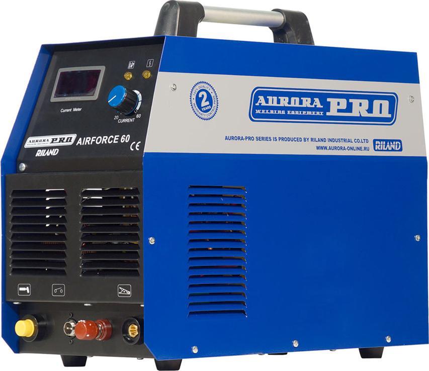 Аппарат плазменной резки Aurora pro Airforce 60 igbt сварочный инвертор aurora pro stickmate 160 igbt 10027