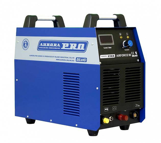 Aurora pro - Аппарат плазменной резки Aurora pro Airforce 80 igbt (2110400100601)