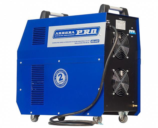 Сварочный аппарат Aurora pro Ironman 315 ac/dc pulse mosfet