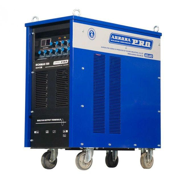цены Сварочный аппарат Aurora pro Ironman 500 ac/dc pulse igbt