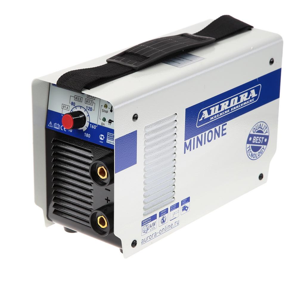 Сварочный инвертор Aurora Minione 1800  aurora maximma 1800