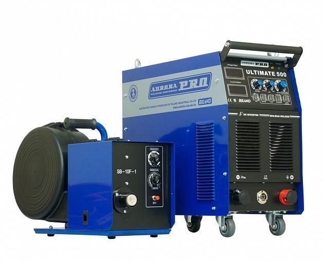 Сварочный полуавтомат Aurora pro Ultimate 500 igbt сварочный аппарат aurora ultimate 300