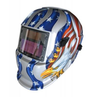 Маска сварщика хамелеон Aurora S777c(9-13din) american маска сварщика aurora хамелеон sun7 chain 14724