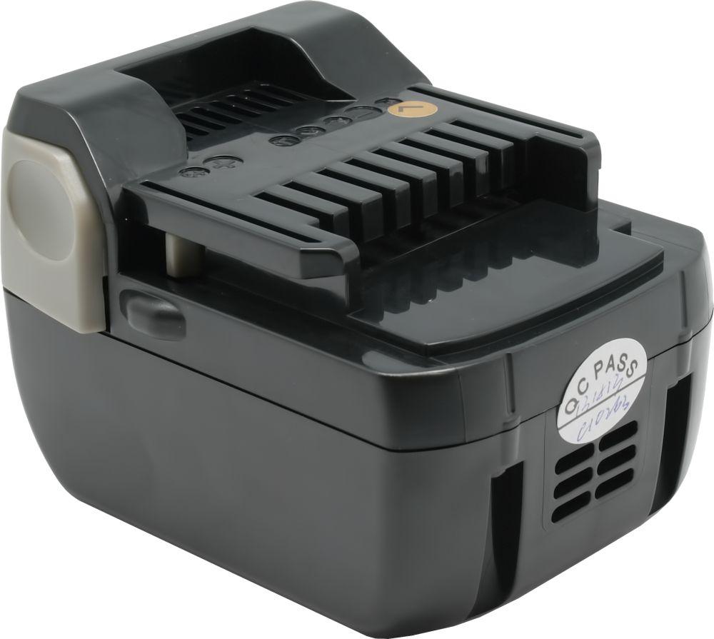 Аккумулятор ПРАКТИКА 779-370 14.4В 3.0Ач liion для hitachi слайдовый аккумулятор практика 773 651 18 0в 3 0ач liion для bosch