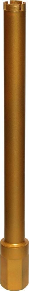 Коронка алмазная ПРАКТИКА 035-450 35x450мм, посадка 1 1/4 5307 open bearing 35 x 80 x 34 9 mm 1 pc axial double row angular contact 5307 3307 3056307 ball bearings