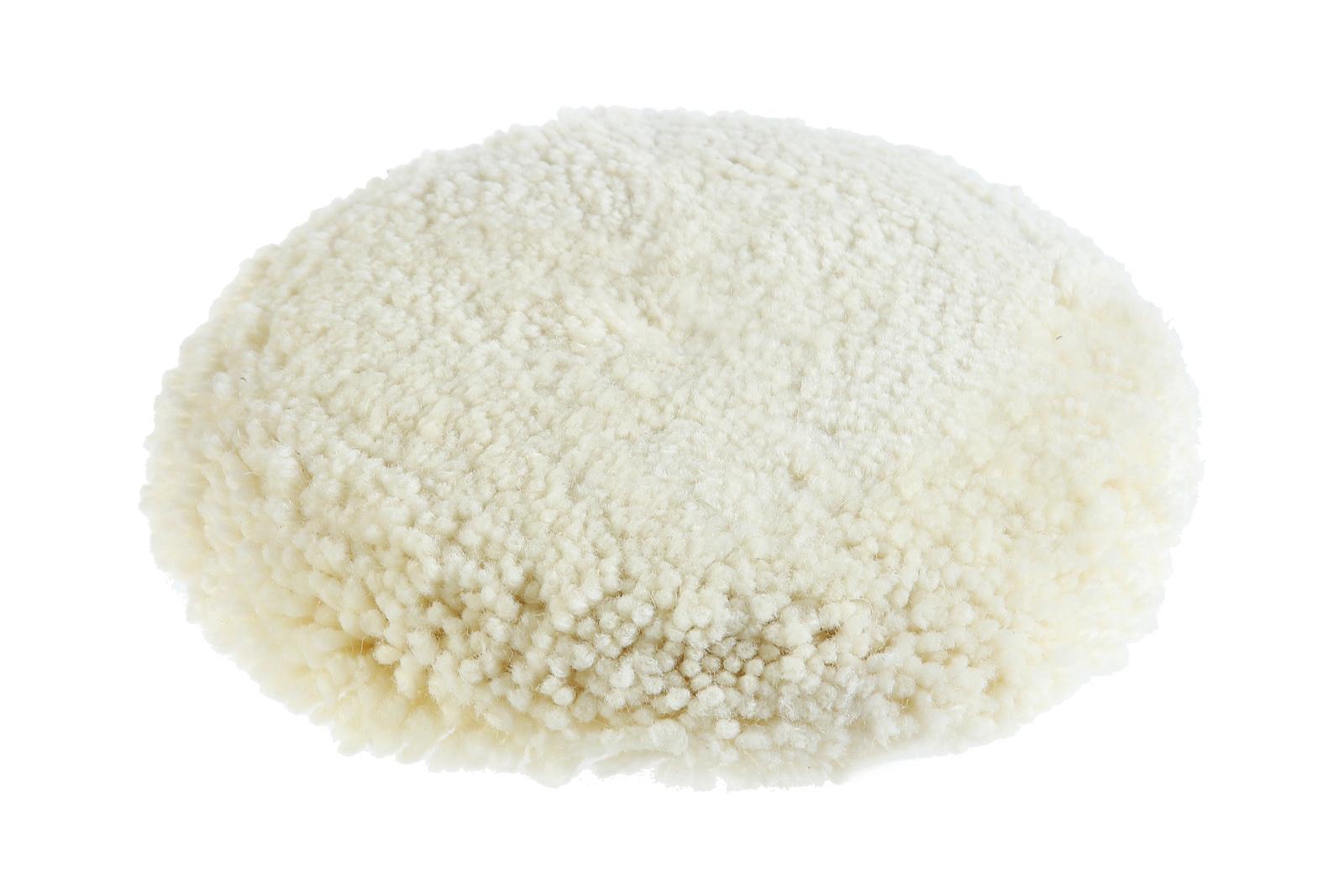 Круг полировальный ПРАКТИКА 773-194 колпак полировальный makita 180мм липучка овчина 192629 7