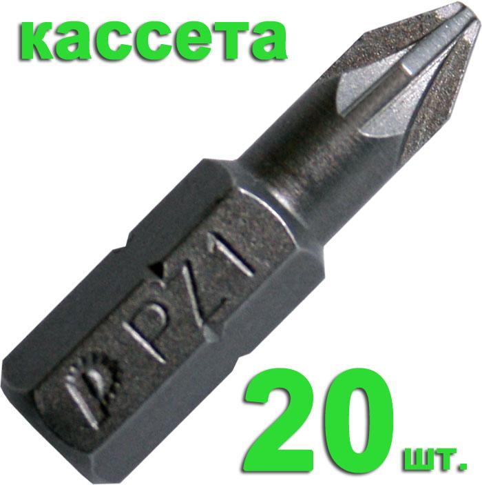 Бита ПРАКТИКА 036-636 pz1 25мм, Профи, 20шт. джемперы sofiana джемперы