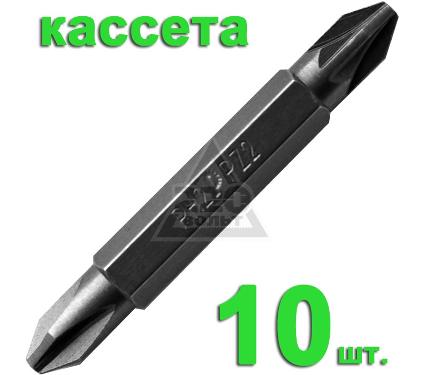 Бита ПРАКТИКА 036-810 Ph2-Pz2 50мм, Профи, 10шт.