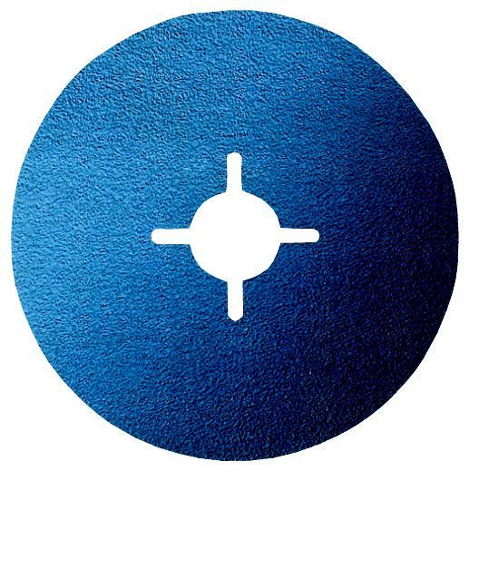 Круг фибровый Bosch 125мм p60