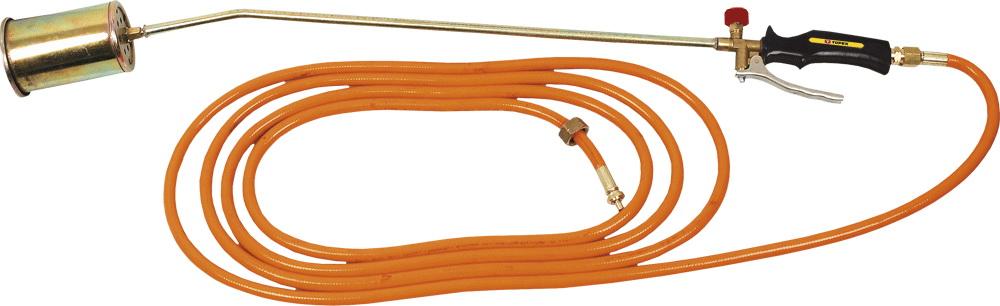 Горелка газовая Topex 44e122 газовая горелка dayrex 44 628915