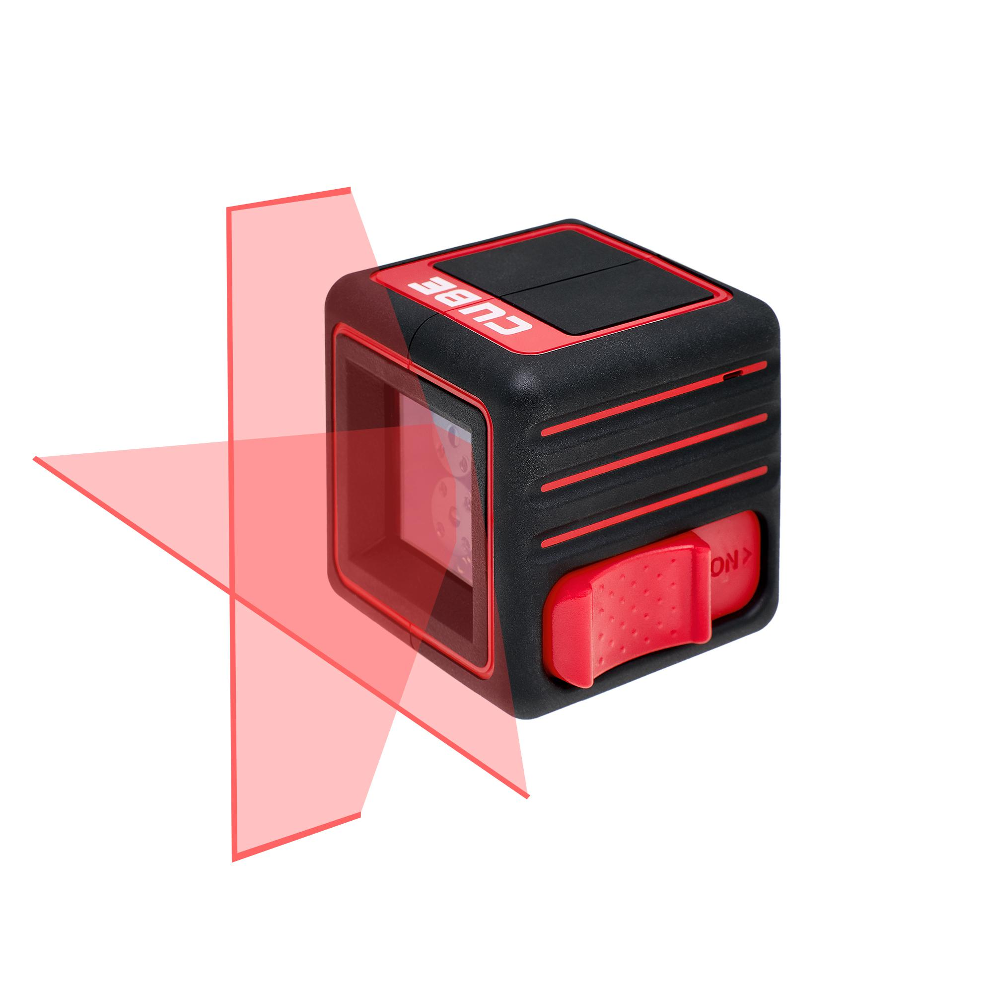 Лазерный построитель плоскостей Ada Cube basic edition уровень ada cube 3d basic edition