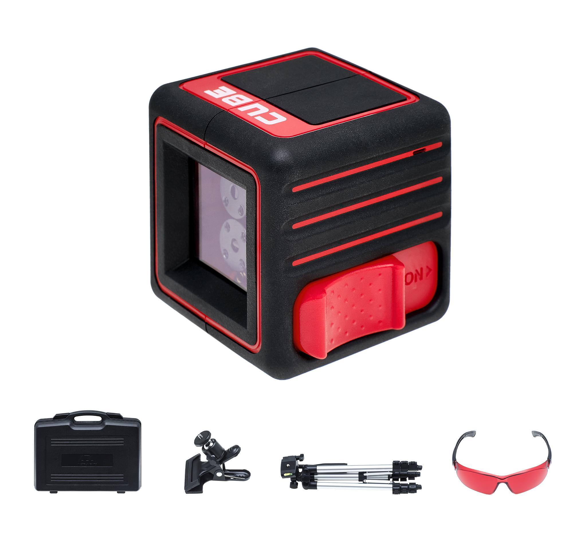 Лазерный построитель плоскостей Ada Cube ultimate edition лазерный уровень ada cube home edition